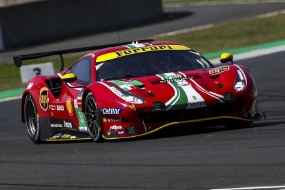 24h Le Mans 2021: Daniel Serra fährt GTE-Streckenrekord im Qualifying