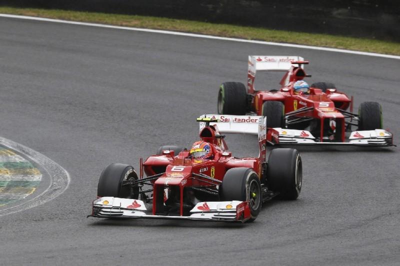 """Alonso über verlorenes WM-Finale 2012: Massa """"hat geweint wie ein Baby"""""""
