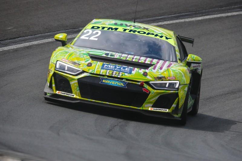 Überraschung: Deutschlands Formel-2-Pilot Zendeli startet in DTM-Trophy