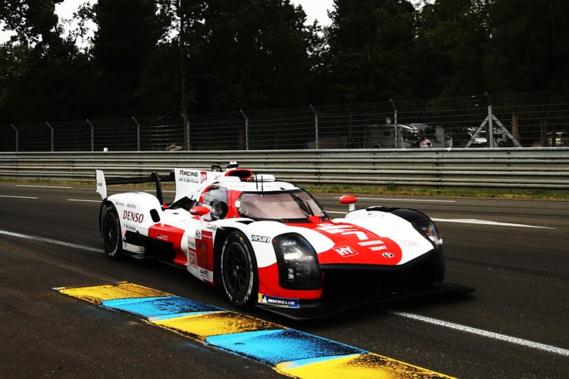 "Toyotas Kobayashi nach Le-Mans-Pole: ""Dann müssen wir Hypercars abschaffen"""