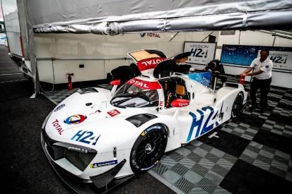 Mission H24: Wasserstoff-Prototyp erst 2025 bei den 24h Le Mans am Start