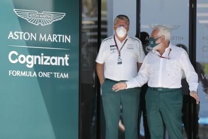 Aston Martin: 2022er-Auto wird noch in alter Fabrik gebaut