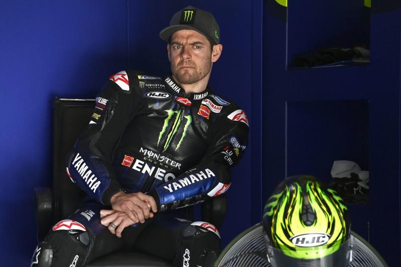 Yamaha in Silverstone: Crutchlow ersetzt Vinales, Dixon fährt für Morbidelli