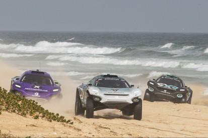 Fünf Autos im Finale: Extreme E ändert abermals das Rennformat