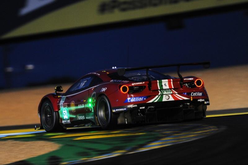 BoP-Anpassung 24h Le Mans 2021: Ferrari wird vom ACO eingebremst