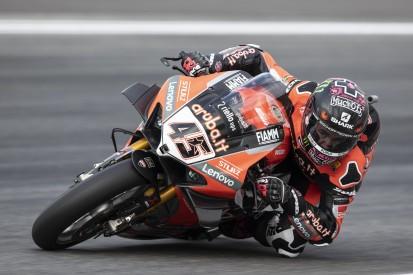 Höhen und Tiefen bei Ducati: Redding gewinnt, Rinaldi verliert 30 Sekunden
