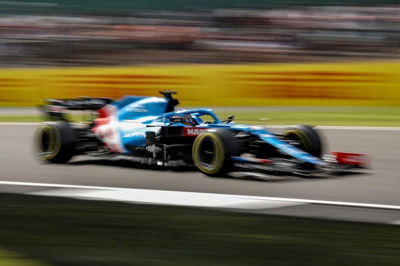 """Alpine-Direktor: Fernando Alonsos Fähigkeiten im Rennen """"atemberaubend"""""""