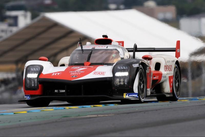 24h Le Mans 2021: Toyota #7 besiegt Fluch, völlig irres LMP2-Finish!