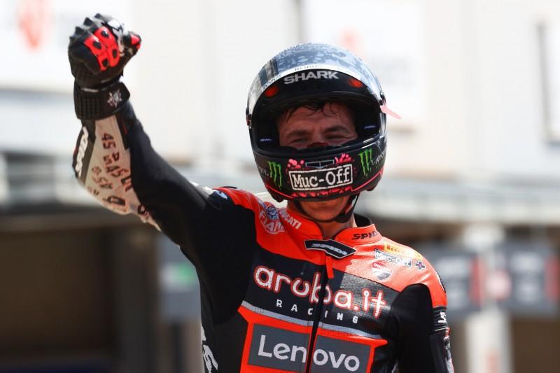 Scott Redding wieder voll im WM-Kampf: Wie der Ducati-Pilot aus dem Tief fand