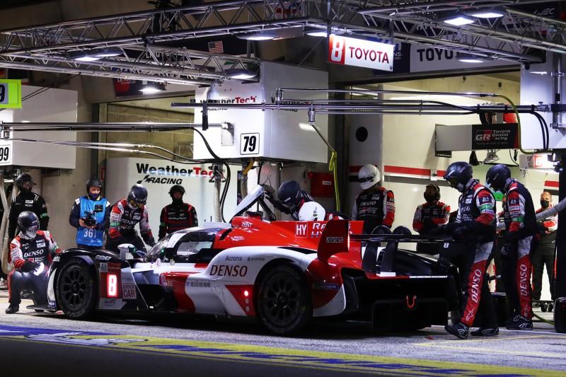 "24h Le Mans 2021: Toyota behebt Defekt nicht - ""Hätte das Ende bedeutet"""