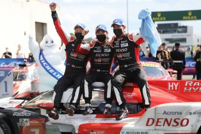 """Toyoda: """"Ihr habt endlich das fehlende Puzzlestück in Le Mans gefunden!"""""""