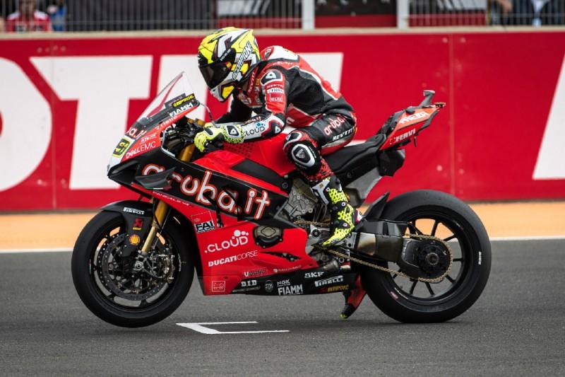 Offiziell: Alvaro Bautista startet in der WSBK-Saison 2022 wieder für Ducati!