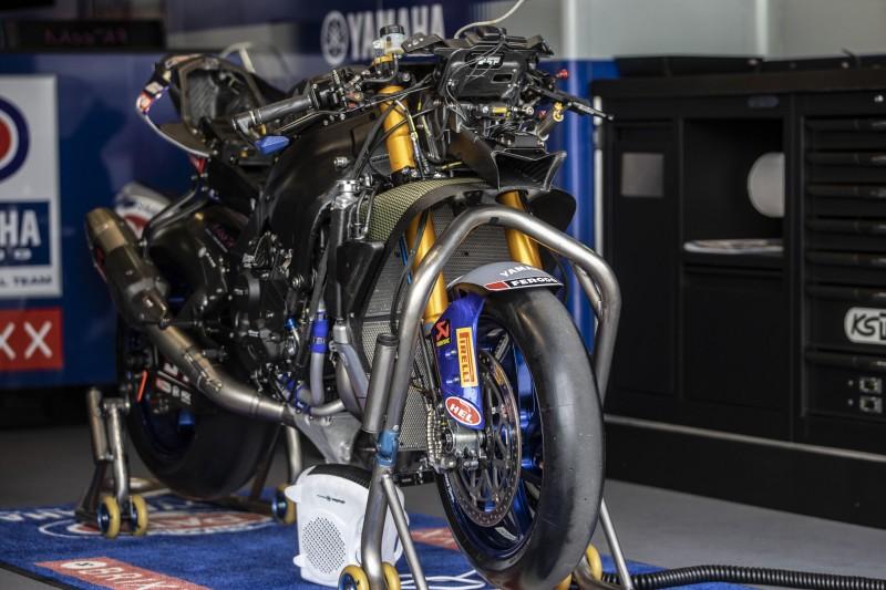 """""""Brauchen keine brandneue R1"""" - Yamaha-Teamchef über WSBK 2022"""