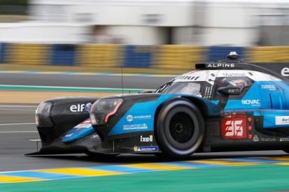 """Alpine in Le Mans auf Platz drei: """"Kein Grund, enttäuscht zu sein"""""""