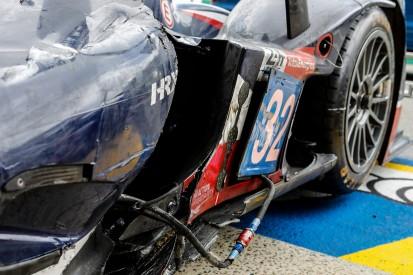 """""""Erschüttert"""": Maldonado entschuldigt sich für teaminternen United-Crash"""