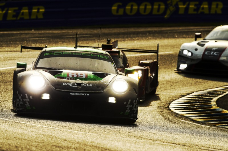Jubel und Frust in Le Mans: So schnitten Teams & Fahrer des ADAC GT Masters ab