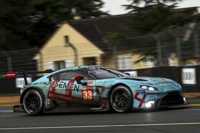 Doppelter Reifenschaden bringt TF Sport um möglichen GTE Am-Sieg in Le Mans