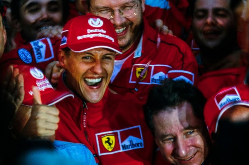 Netflix zeigt ersten Trailer der Michael-Schumacher-Dokumentation