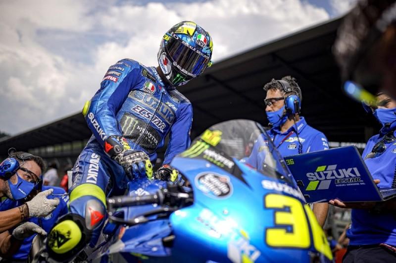 "Kurios: MotoGP-Weltmeister Joan Mir feiert ""Premiere"" in Silverstone"