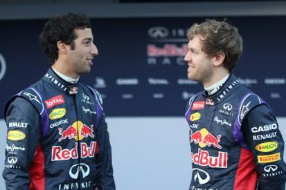 Daniel Ricciardo: Sebastian Vettel war einfacher zu schlagen als Verstappen