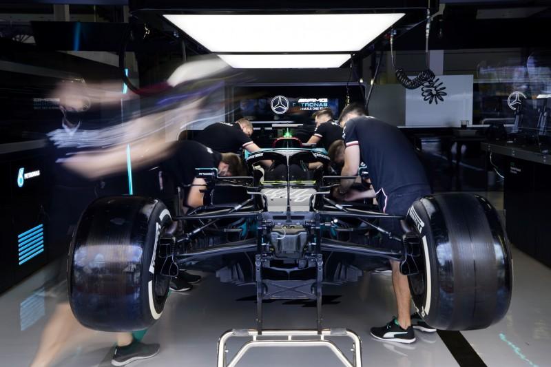 Wie entwickeln die Teams ein Formel-1-Auto weiter?