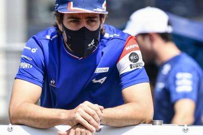 """Formel-1-Liveticker: Alonso auch 2022 bei Alpine: """"Fühlt sich wie zu Hause an"""""""