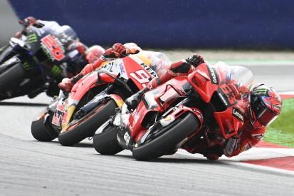Bagnaia: Ducati wegen Dovizoso und Co. auf diesem hohen Level