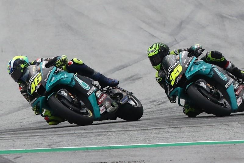 Rossi bei Petronas: In zwei Monaten so viele Teamkollegen wie in 15 Jahren