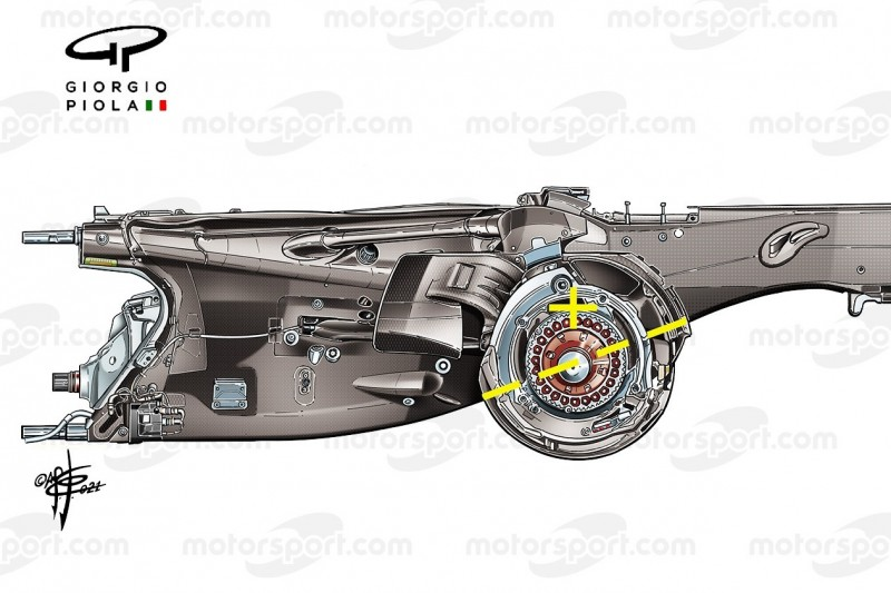 Formel-1-Technik: Was das Ferrari-Getriebe mit der Nase zu tun hat