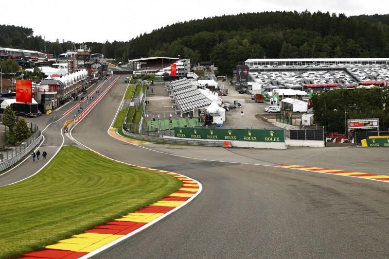 """Formel-1-Fahrer über Spa: """"Eau Rouge ist keine Kurve mehr"""""""
