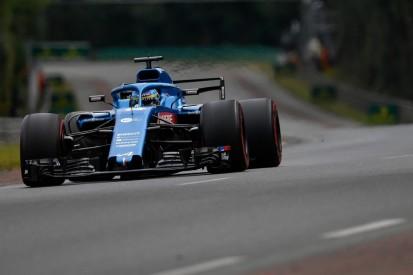Fernando Alonso: Formel 1 in Le Mans unter drei Minuten?