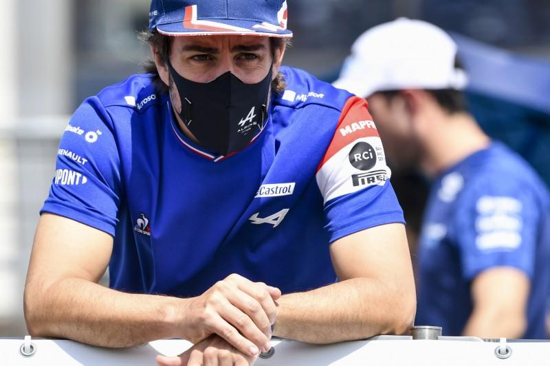 Fernando Alonso: Habe mit keinem anderen Team verhandelt