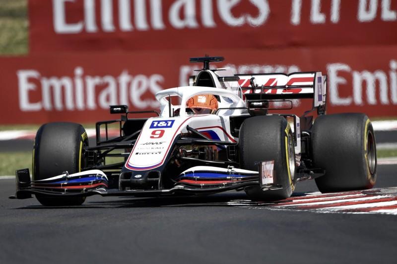 Haas bestätigt: Nikita Masepin mit neuem Chassis in Spa
