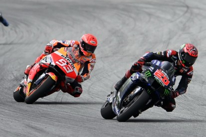 MotoGP-Liveticker Silverstone: Heftige Stürze & neue Rekorde am Freitag