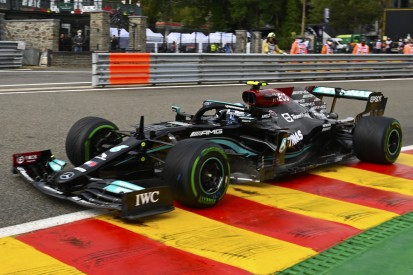 F1 Spa 2021: Valtteri Bottas Schnellster im ersten Training