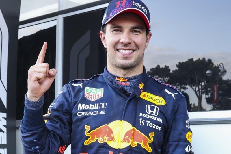 Sergio Perez bleibt bei Red Bull für Formel-1-Saison 2022