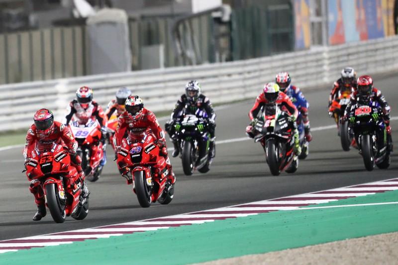 MotoGP 2022: Vorläufiger Testkalender und Saisonauftakt veröffentlicht