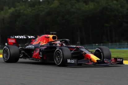 F1 Spa 2021: Crashs von Verstappen & Leclerc in Les Combes!