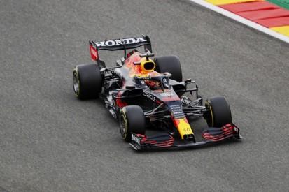 Trotz Verstappen-Crash: Red Bull fühlt sich in Spa siegfähig