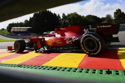 "Ferrari-Teamchef Mattia Binotto: ""Charles' Unfall war nicht so toll"""
