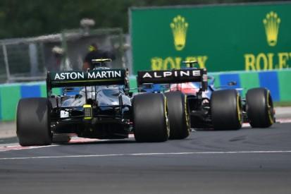 Trotz Ungarn-Disqualifikation: Aston Martin visiert WM-Rang fünf an