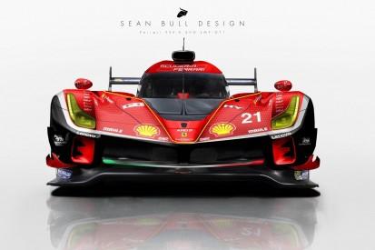 Le-Mans-Hypercar von Ferrari debütiert im Mai oder Juni 2022
