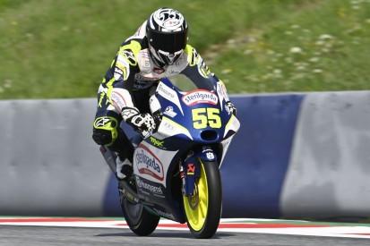 Moto3 Silverstone FT3: Romano Fenati setzt Dominanz fort, Pedro Acosta in Q1