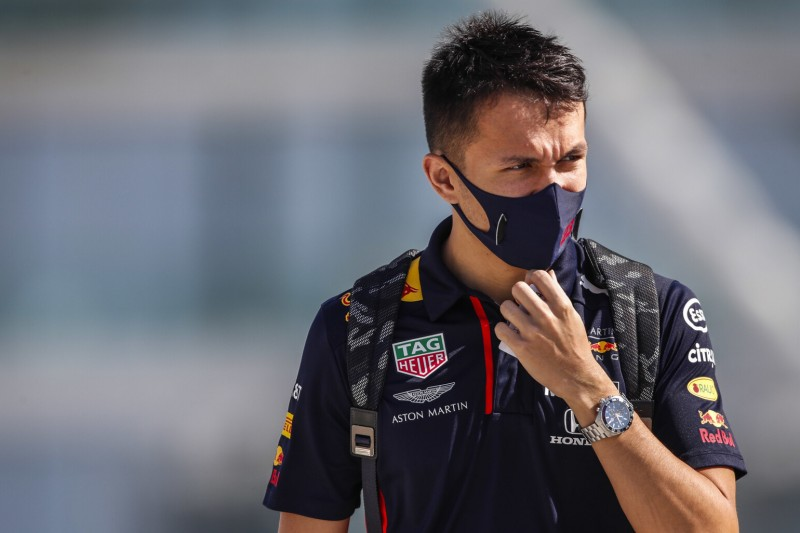 Red Bull: Suchen nach Formel-1-Optionen für Alexander Albon