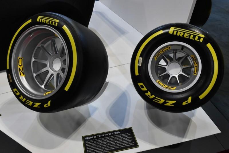 Wie Pirelli die neuen Formel-1-Reifen für 2022 entwickelt hat