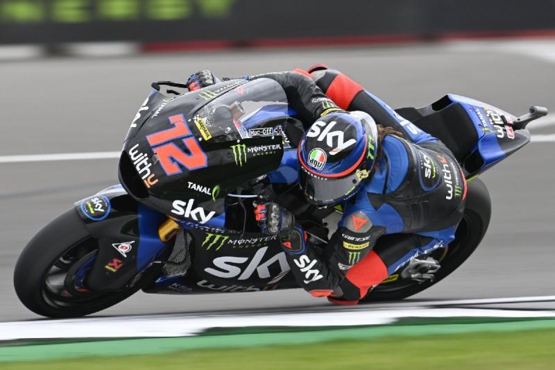 Moto2-Qualifying Silverstone: Bezzecchi vor Navarro und Lowes auf der Pole