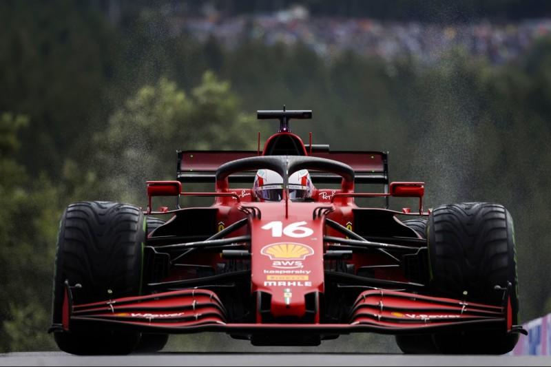 Schlechtes Timing und fehlende Pace: Ferrari geht in Spa baden