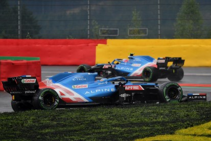 """Fernando Alonso: """"Rennen"""" mit Stroll hat Qualifying ruiniert"""