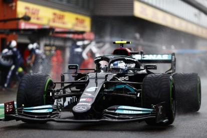 Valtteri Bottas: Verkehr schuld am schlechten Qualifying