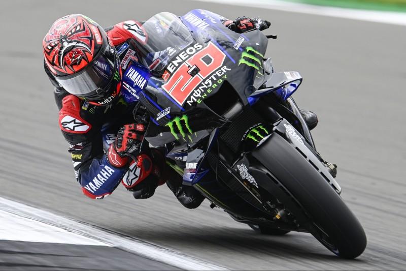 MotoGP-Rennen in Silverstone: Quartararo siegt, Podestplatz für Aprilia